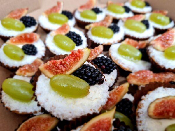 таратлети с плодове
