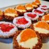 тарталети с плодове