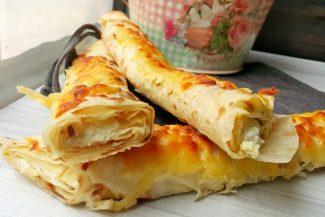 Банички със сирене
