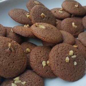 сладки с течен шоколад