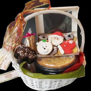 Коледна кошница